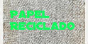 TALLER DE PAPEL RECICLADO